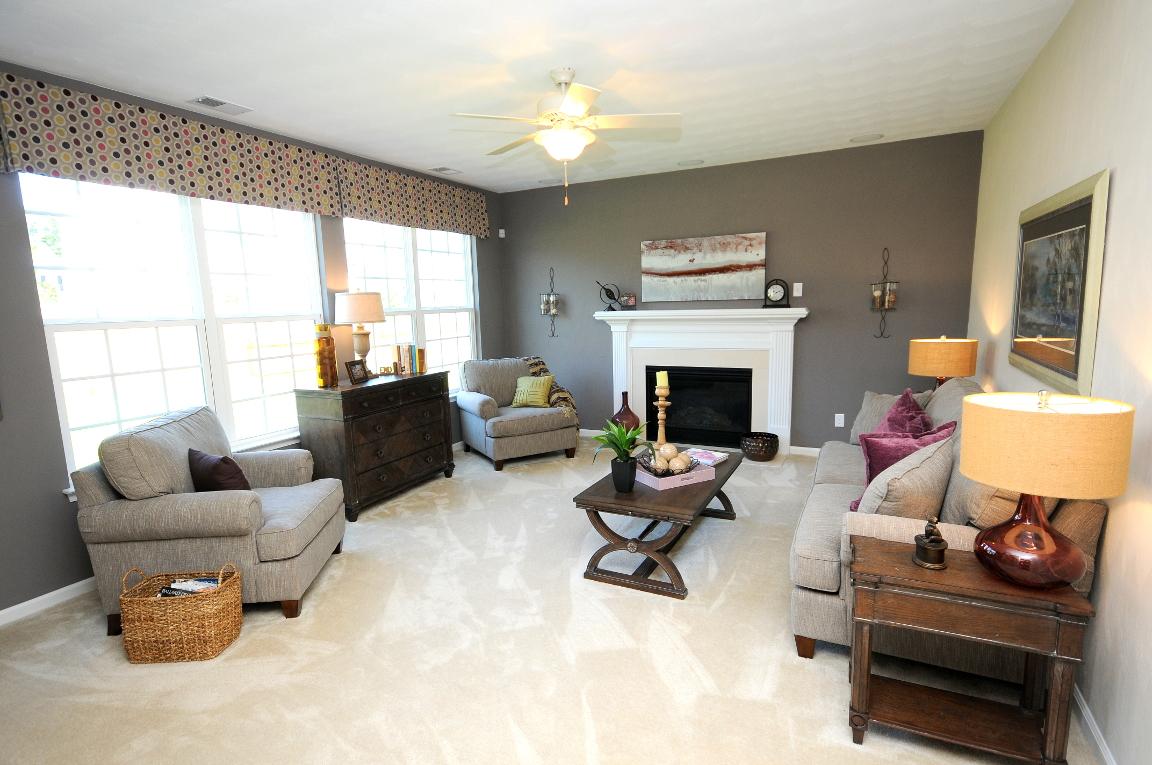 Benchmark Family Room