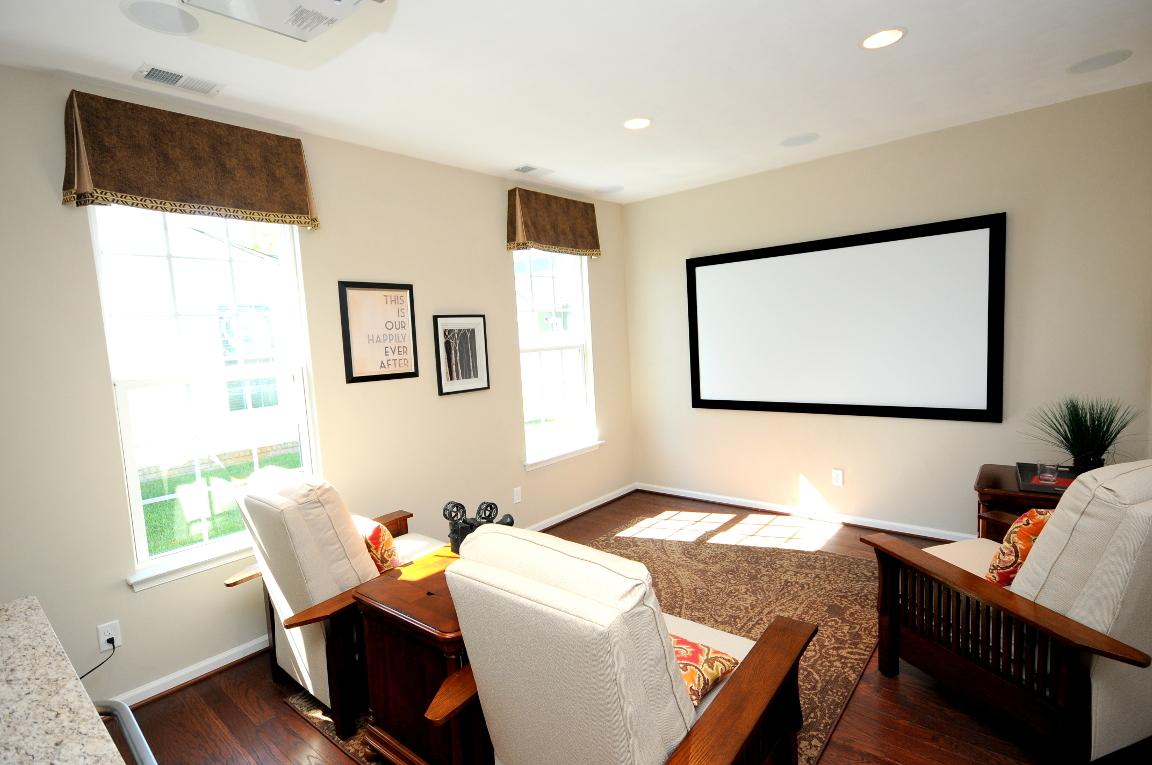 Benchmark Media Room