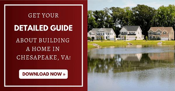 Fieldstone guide to building your semi-custom new home in Chesapeake, VA