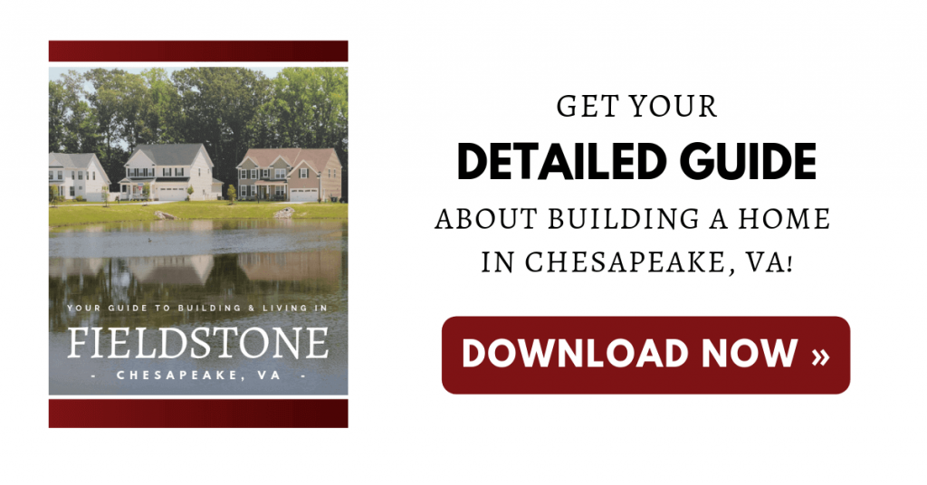 Wexford Square guide to building your semi-custom new home in Chesapeake, VA