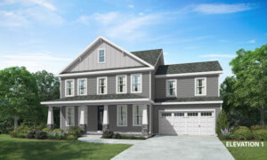 Legacy First Front Elevation